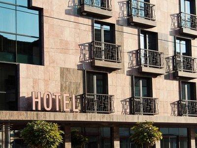 Отель Budapest Hotel 3* София Болгария