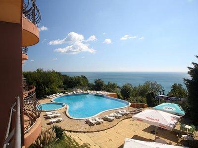 Отель Bona Vita SPA Hotel 2* Золотые пески Болгария