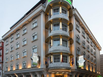 Отель Yasmak Sultan Hotel 4* Стамбул Турция