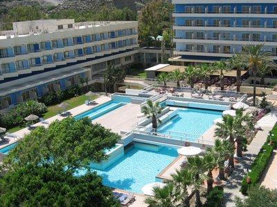 Отель Blue Sea Beach Resort 4* о. Родос Греция