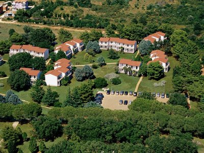 Отель Ai Pini Resort 3* Медулин Хорватия