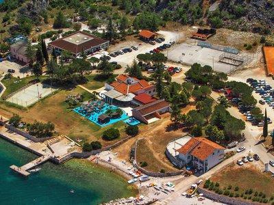 Отель Kanegra Apartments 3* Умаг Хорватия
