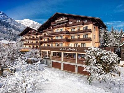 Отель Alpina Gastein Hotel 4* Бад Хофгаштайн Австрия