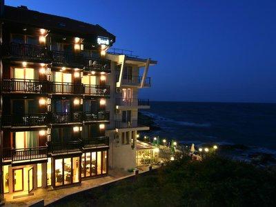 Отель Fjord Hotel 3* Созополь Болгария
