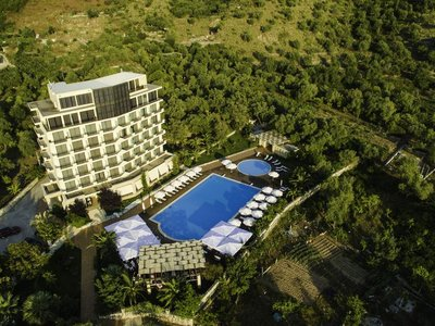 Отель Rapo's Resort Hotel 5* Влера Албания