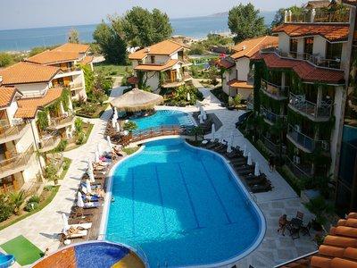 Отель Laguna Beach Resort & Spa 4* Созополь Болгария