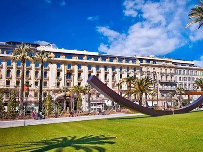 Отель Plaza Nice Hotel 4* Ницца Франция