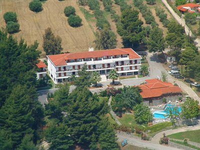 Отель Forest Park Hotel 3* Халкидики – Кассандра Греция