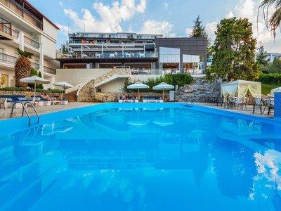 Отель Bomo Kriopigi Hotel 4* Халкидики – Кассандра Греция