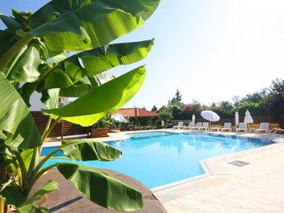 Отель Leonidas Studios Apartments 2* Халкидики – Кассандра Греция