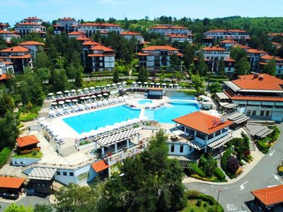 Отель Santa Marina Holiday Village 4* Созополь Болгария