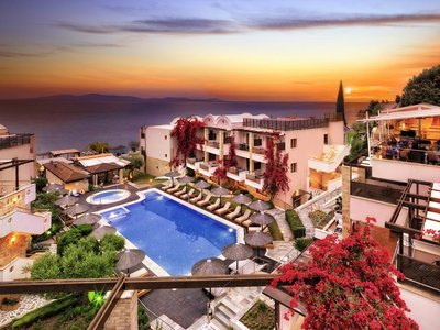 Отель Olympion Sunset 5* Халкидики – Кассандра Греция