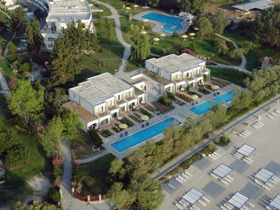 Отель Theophano Imperial Palace 5* Халкидики – Кассандра Греция
