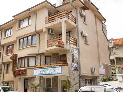 Отель Кавалер 2* Созополь Болгария
