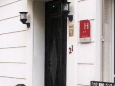 Отель Cosy Monceau 2* Париж Франция
