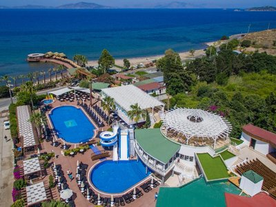 Отель Golden Beach Bodrum by Jura 4* Бодрум Турция