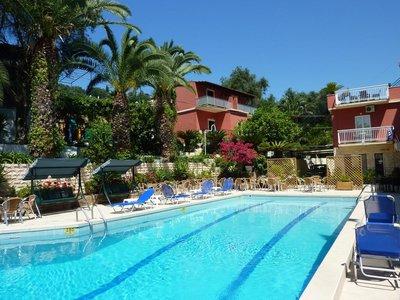 Отель Oasis Hotel 3* о. Корфу Греция