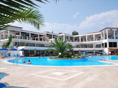 Отель Alexandros Palace Hotel & Suites 5* Халкидики – Афон Греция