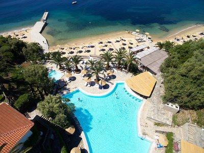 Отель Eagles Palace 5* Халкидики – Афон Греция