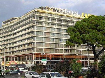 Отель Le Meridien Nice 4* Ницца Франция