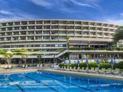 Отель Corfu Holiday Palace 5* о. Корфу Греция