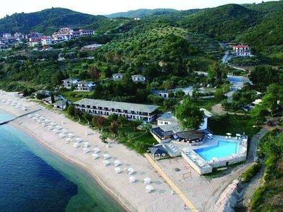 Отель Xenia Ouranoupolis Hotel 4* Халкидики – Афон Греция