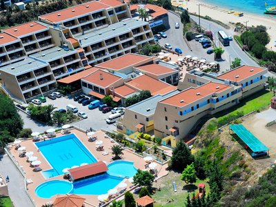 Отель Xenios Theoxenia Hotel 4* Халкидики – Афон Греция