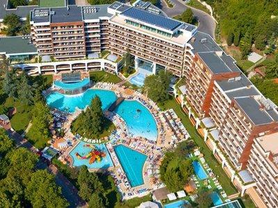 Отель Flamingo Grand Hotel & Spa 5* Албена Болгария