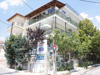 Отель Atlantis Hotel 2* Халкидики – Неа Калликратия Греция