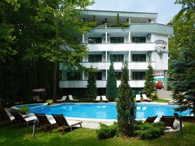 Отель Elmar Hotel 2* Приморско Болгария