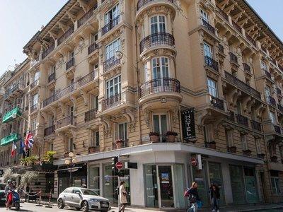 Отель Best Western Plus Hotel Massena Nice 4* Ницца Франция