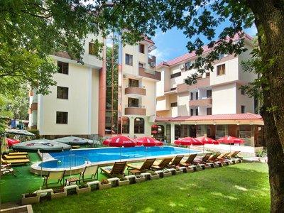 Отель Sigma Hotel 3* Приморско Болгария