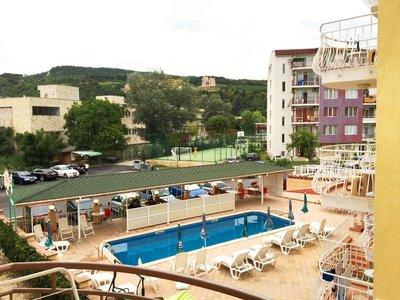 Отель Маргарита 3* Кранево Болгария