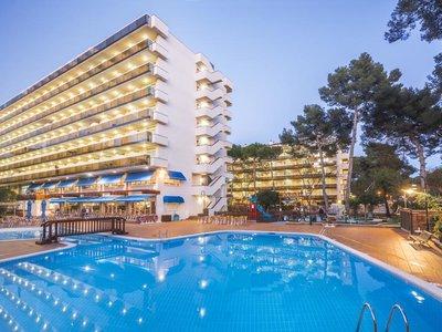 Отель Marinada Hotel 3* Коста Дорада Испания