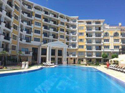 Отель Villa Florence ApartHotel 2* Святой Влас Болгария