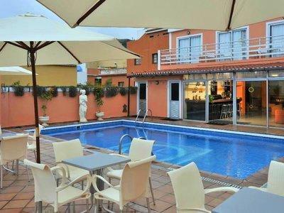 Отель Globales Acuario 2* о. Тенерифе (Канары) Испания