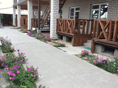 Отель Miramar 1* Железный Порт Украина