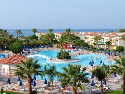 Отель Lindos Princess Beach Hotel 4* о. Родос Греция
