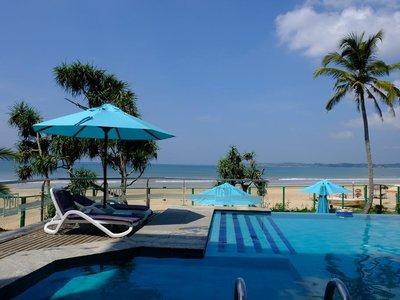Отель Twenty-Two Weligambay 4* Велигама Шри-Ланка