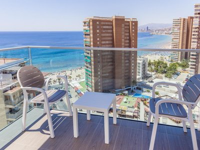 Отель Port Benidorm Hotel & Spa 4* Коста Бланка Испания