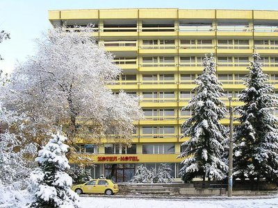 Отель Gorna Banya Hotel 2* София Болгария
