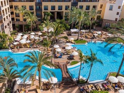 Отель GF Gran Costa Adeje 5* о. Тенерифе (Канары) Испания