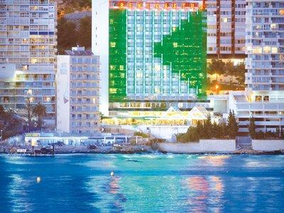 Отель Benikaktus Hotel 3* Коста Бланка Испания