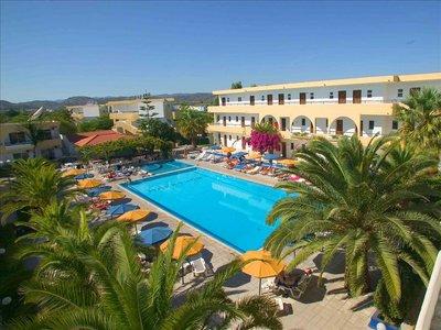 Отель Marathon Hotel 3* о. Родос Греция