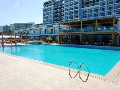 Отель Mitsis Alila Resort & Spa 5* о. Родос Греция