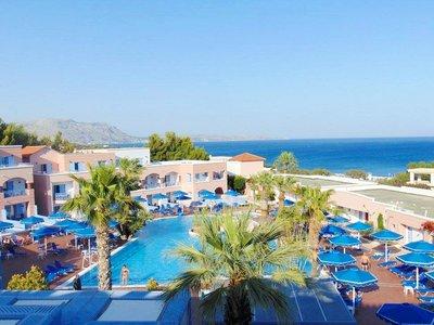Отель Mitsis Rodos Village Beach Hotel & Spa 5* о. Родос Греция