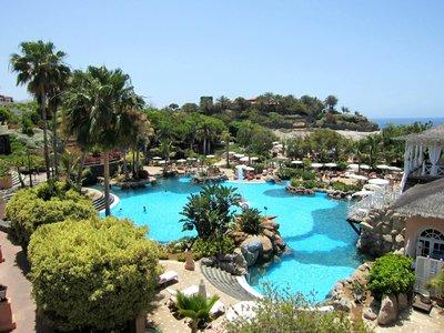 Отель Gran Hotel Bahia del Duque Resort 5* о. Тенерифе (Канары) Испания