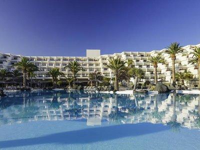 Отель Melia Salinas 5* о. Лансароте (Канары) Испания