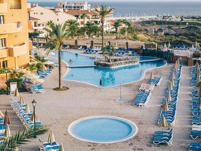 Отель Grand Muthu Golf Plaza Hotel & Spa 5* о. Тенерифе (Канары) Испания