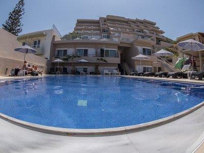 Отель Archipelagos Residence 2* о. Крит – Ретимно Греция